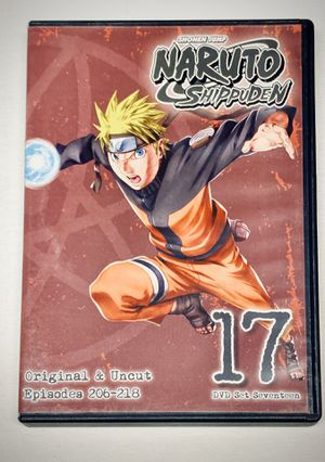 "NARUTO ""Shippuden"" DVD Box Set #17 - NEW for Sale in Alamogordo, NM"