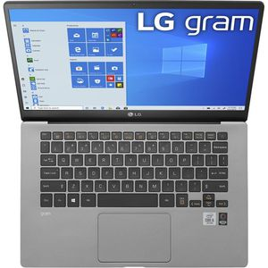 "LG gram 14"" Laptop Computer - Silver i7-1065G7 16GB DDR4 512GB SSD for Sale in Doral, FL"