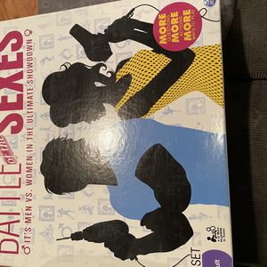 battle of the sexes game new for Sale in Holmdel, NJ