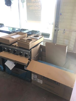 New Viking Professional Appliance Bundle for Sale in Chula Vista, CA