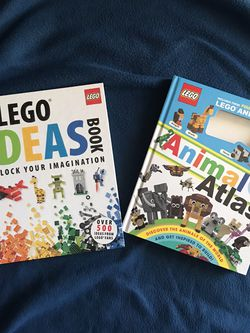 Lego Hardcover Books for Sale in San Diego,  CA