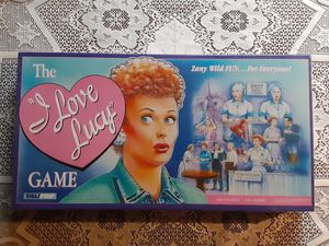 The I Love Lucy Game for Sale in Peoria, IL