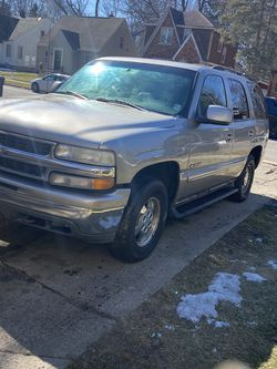 2001 Chevy Tahoe for Sale in Detroit,  MI