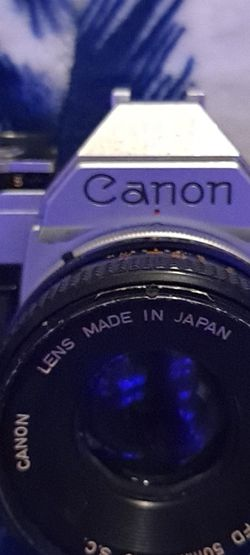 Vintage Canon camera for Sale in Tampa,  FL