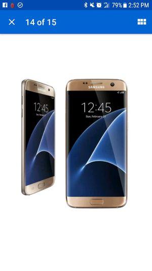 Samsung galaxy s7edge for Sale in Portland, OR