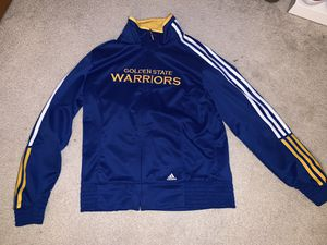 Warriors jacket for Sale in Sunbury, OH