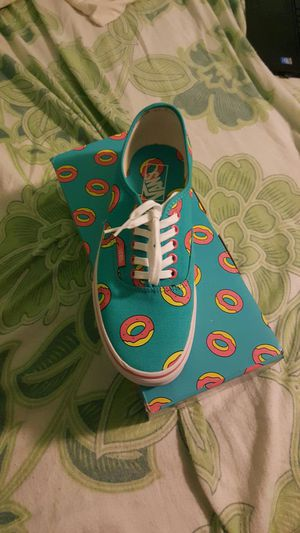 Limited Edition Odd Future Vans for Sale in Takoma Park, MD