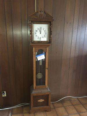 Grandfather Grandmother Antique Vintage Clock for Sale in Vista, CA