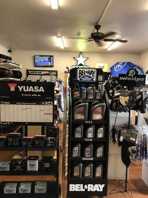 One stop shop for all motorcycle needs! for Sale in San Antonio, TX