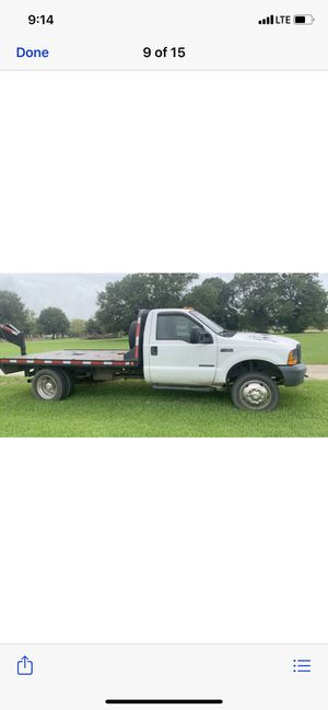 F450 ford flatbed truck for Sale in New Iberia, LA