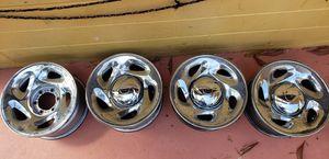 Metal RIMS wheels 16 in Toyota for Sale in Orlando, FL