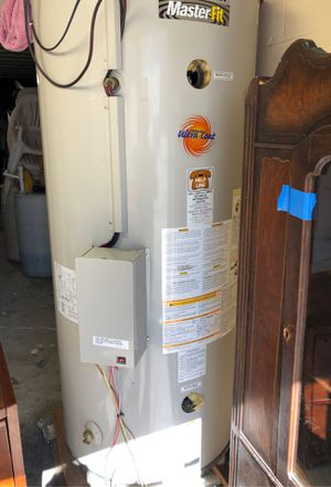A.O. Smith master-fit water heater 81 gallon for Sale in Greenwich, CT