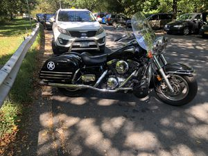 02 Kawasaki nomad 1500cc like new for Sale in The Bronx, NY