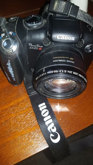 Cannon Power Shot SX 20 IS for Sale in Brockton, MA