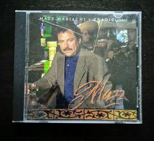 Mazz Mariachi y tradicion CD for Sale in Modesto, CA