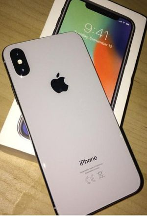 iPhone X Unlocked Version for Sale in Murrieta, CA