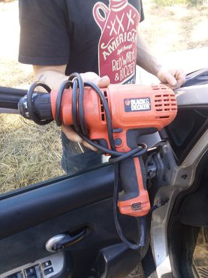 Black&decker drill for Sale in Laurel, MS