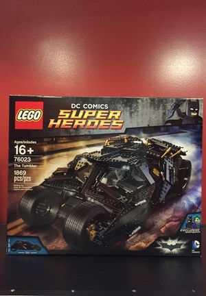 Lego The Tumbler - NIB - 76023 for Sale in Chicago, IL