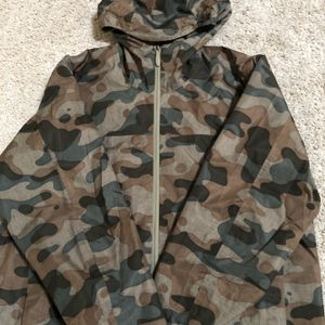 Adidas Camo Waterproof Rain Jacket for Sale in Issaquah, WA