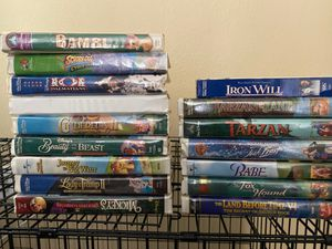 VHS Movies for Sale in Poinciana, FL