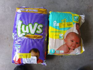 Pampers for Sale in Arlington, TX