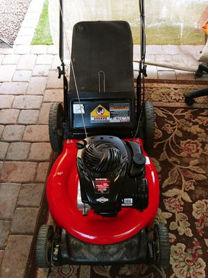 Yard Machine in Excellant condition /Bag for Sale in Tempe, AZ