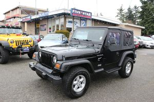 2000 Jeep Wrangler for Sale in Seattle, WA