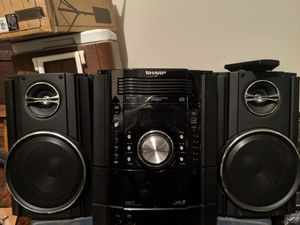 Sharp Stereo System for Sale in Plano, TX