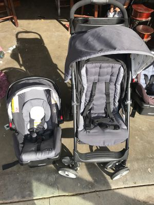 Stroller and car seat for Sale in Temecula, CA