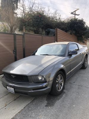 2005 Ford Mustang for Sale in Montebello, CA