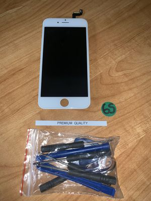 New iPhone 6s LCD Screen White for Sale in Los Angeles, CA