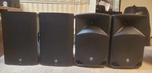 Mackie speakers for Sale in Manassas, VA