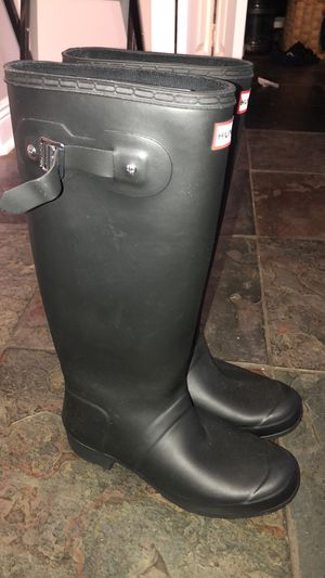 Hunter Rain boots for Sale in Bridge City, LA