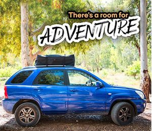 Make Room For Adventure!! Car Rooftop Cargo Carrier - 15 Cubic Ft Extra Space! for Sale in Frederick, MD