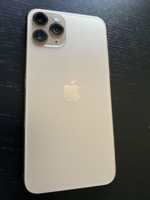 iPhone 11 Pro - 64Gb - Gold - ATT/Cricket Only for Sale in Huntington Beach, CA