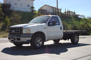 2005 Ford F-350 heavy duty truck flatbed for Sale in Lemon Grove, CA