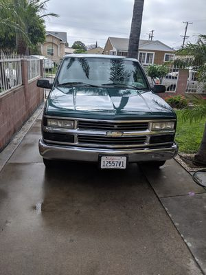Chevy Silverado for Sale in South Gate, CA