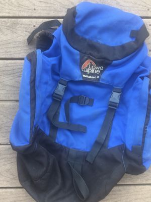 Lowe Alpine Walkabout 35 backpack for Sale in Baltimore, MD