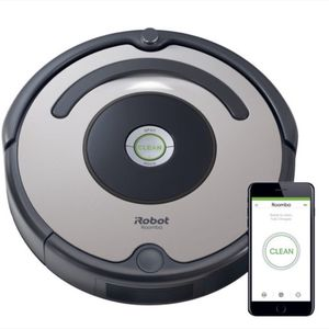 Like new iRobot Roomba 677 WiFi connected for Sale in Boston, MA
