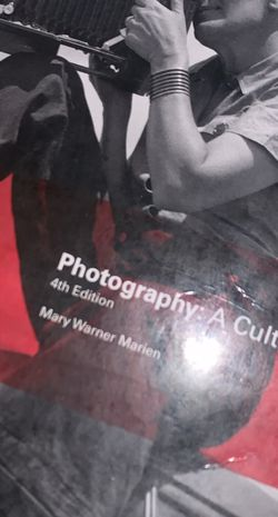 Photography: A Cultural History 4th Edition Mary Warner Marine for Sale in Los Angeles,  CA
