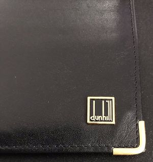 Brand new dunhill leather wallet for Sale in Plano, TX