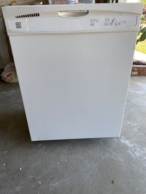 "Kenmore 24"" Dishwasher for Sale in Fresno, CA"