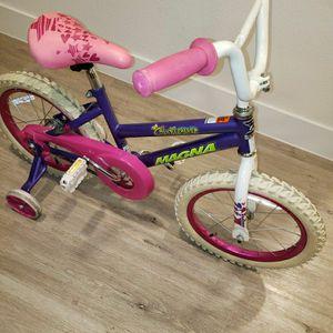 """Magna Cheerleader 16"""" Bike Training Wheels Dynacraft for Sale in Austin, TX"""