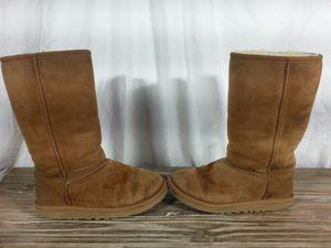 Ugg boots girls size 3 super cute warm for Sale in Kalama, WA