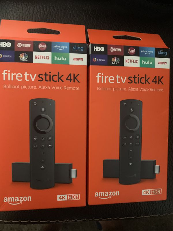 Fire stick 4 k for sale fully loaded. The latest 3rd generation.