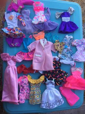 Barbie clothes for Sale in Phoenix, AZ
