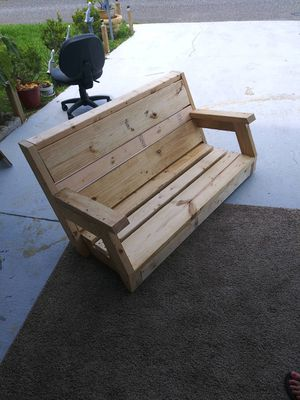 porch swing for Sale in Bartow, FL