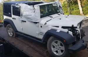 2017 Jeep Wrangler Parts... for Sale in Pembroke Park, FL