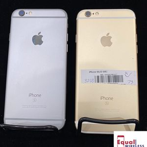 BIG SALE UNLOCKED IPHONE 6S 32GB for Sale in Detroit, MI