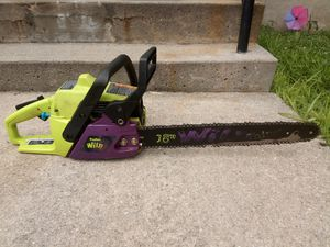 Poulan Wild Thing chainsaw for Sale in Chelmsford, MA